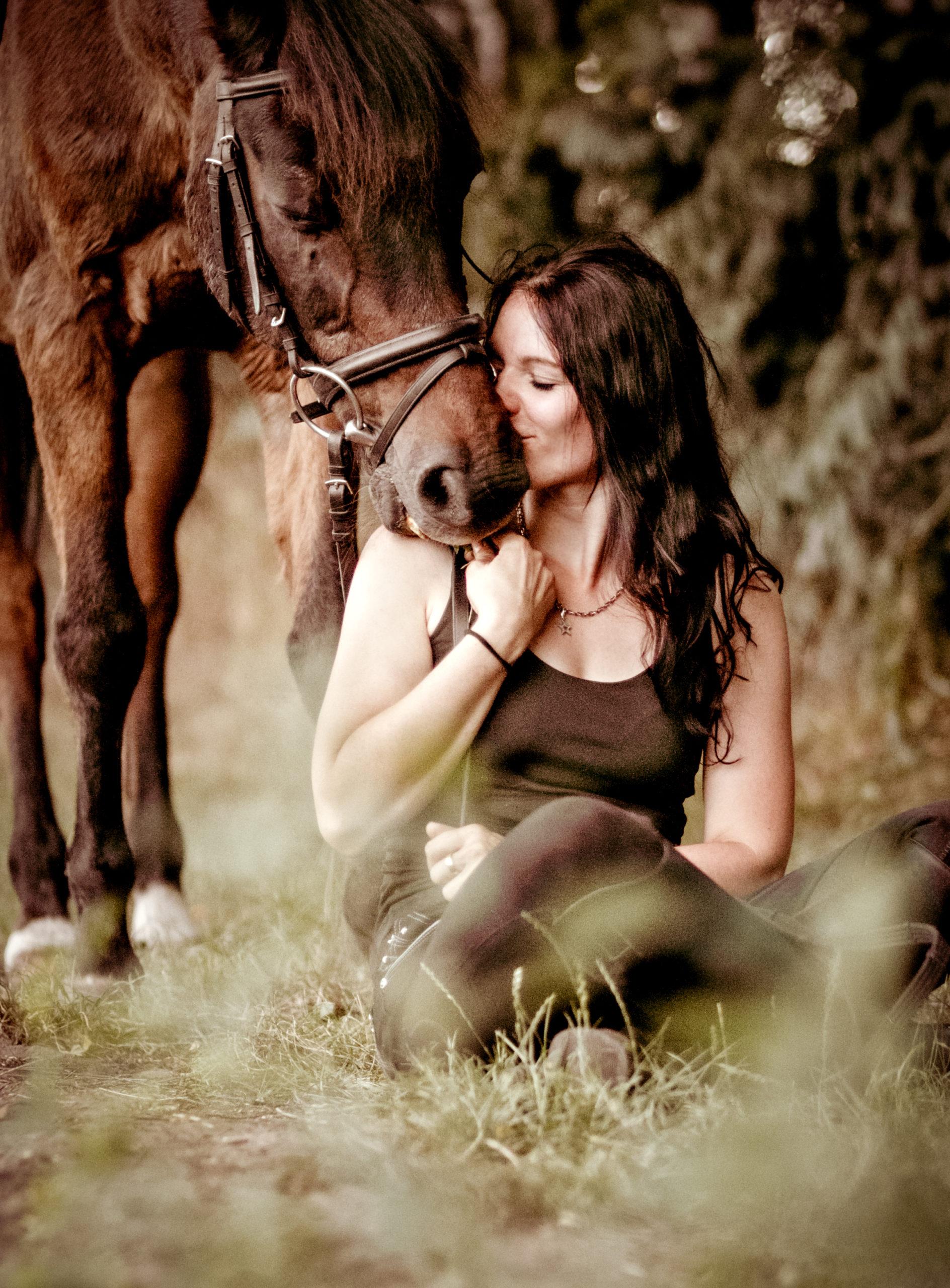 Tierärztin Tanja Tesch Braunschweig Pferde